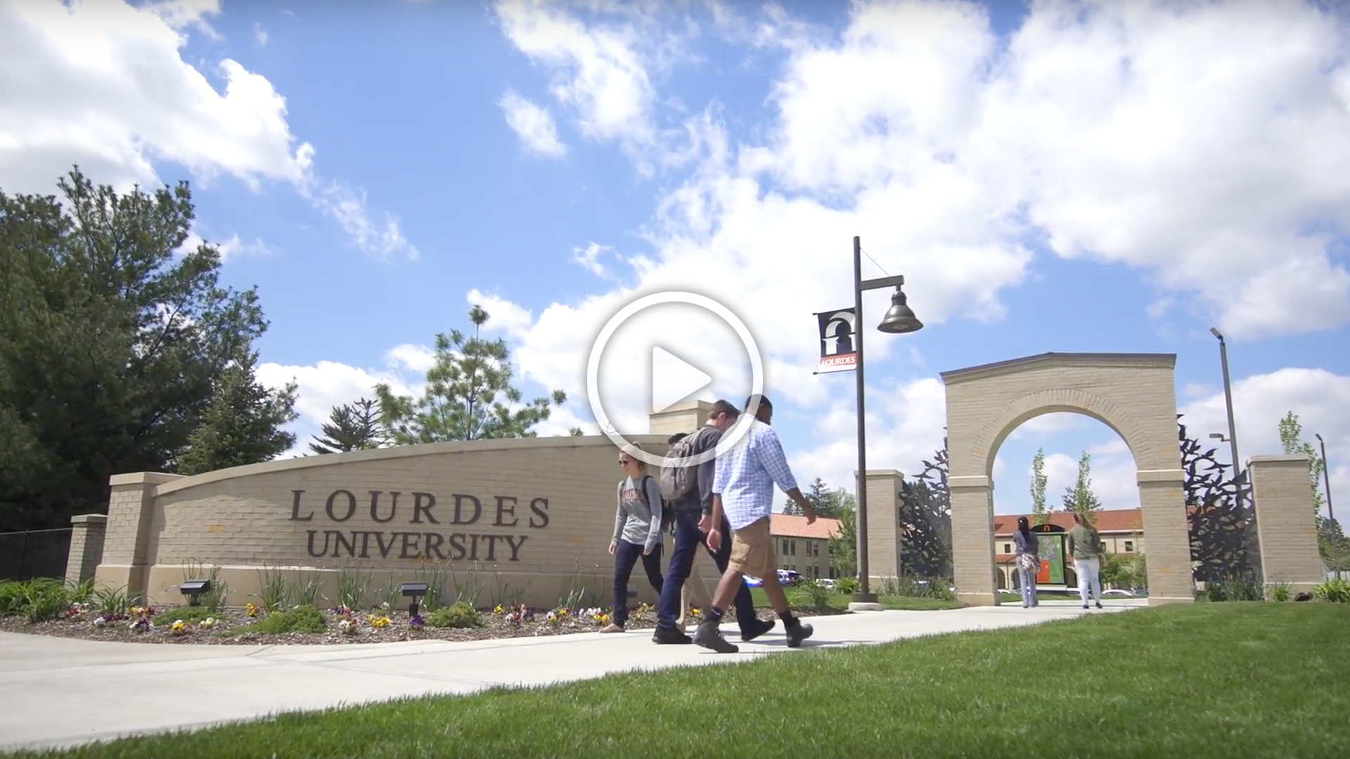 Lourdes University - Education and Human Services
