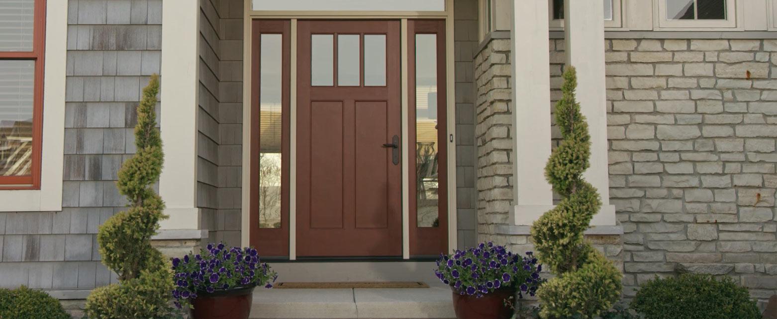Therma tru doors home begins at the door autos post for Reeb fiberglass exterior doors