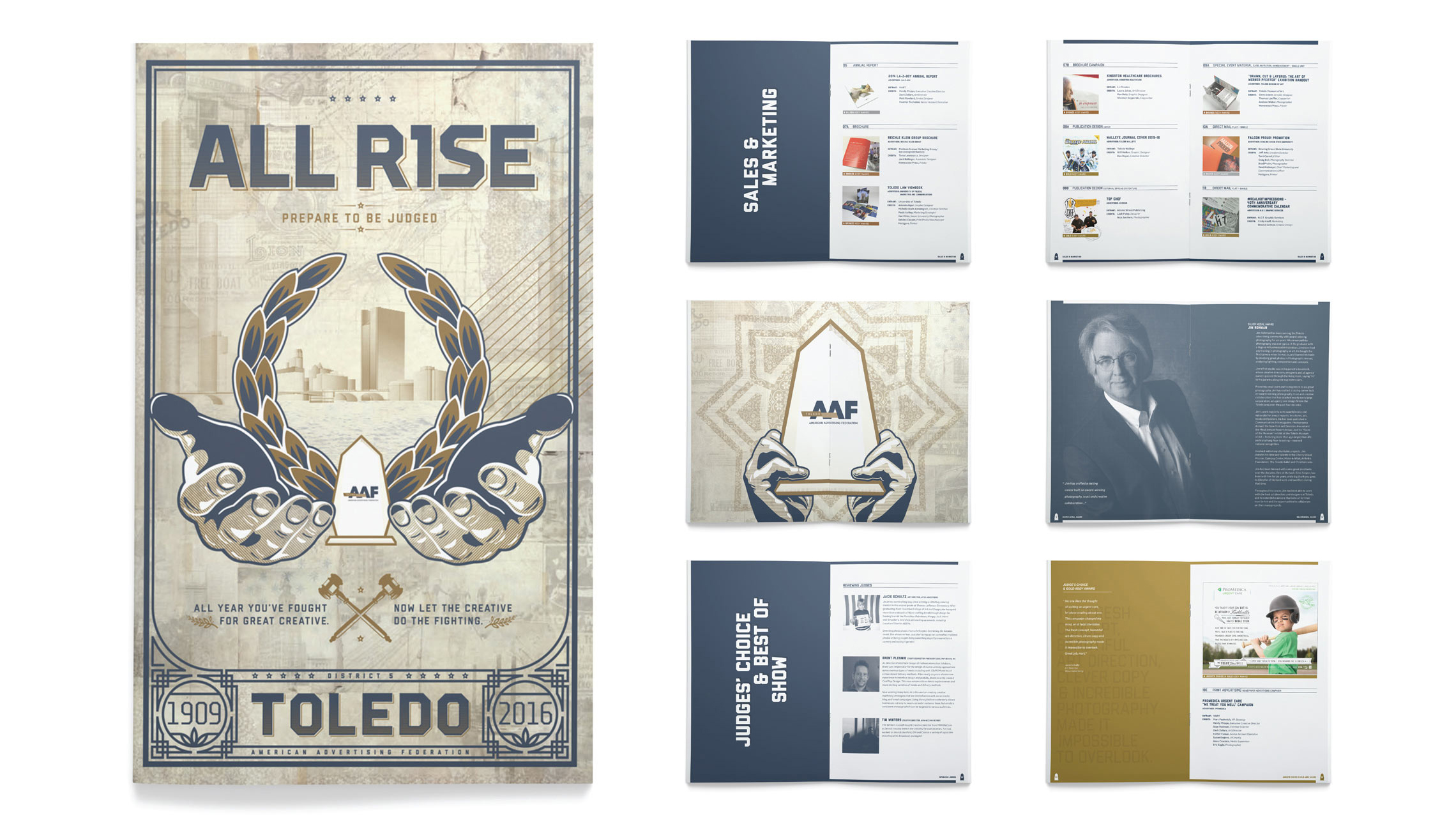 ADDY Awards Booklet