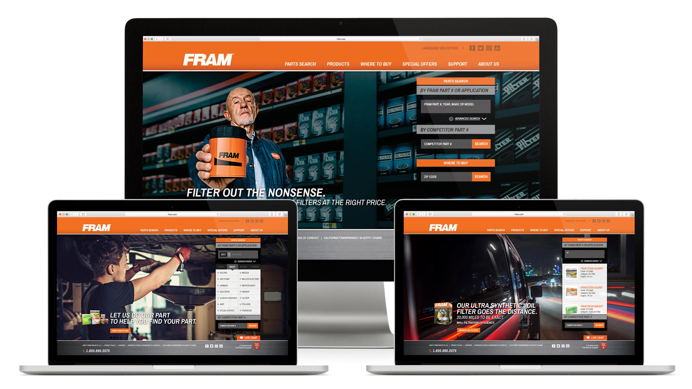 fram website image set 1