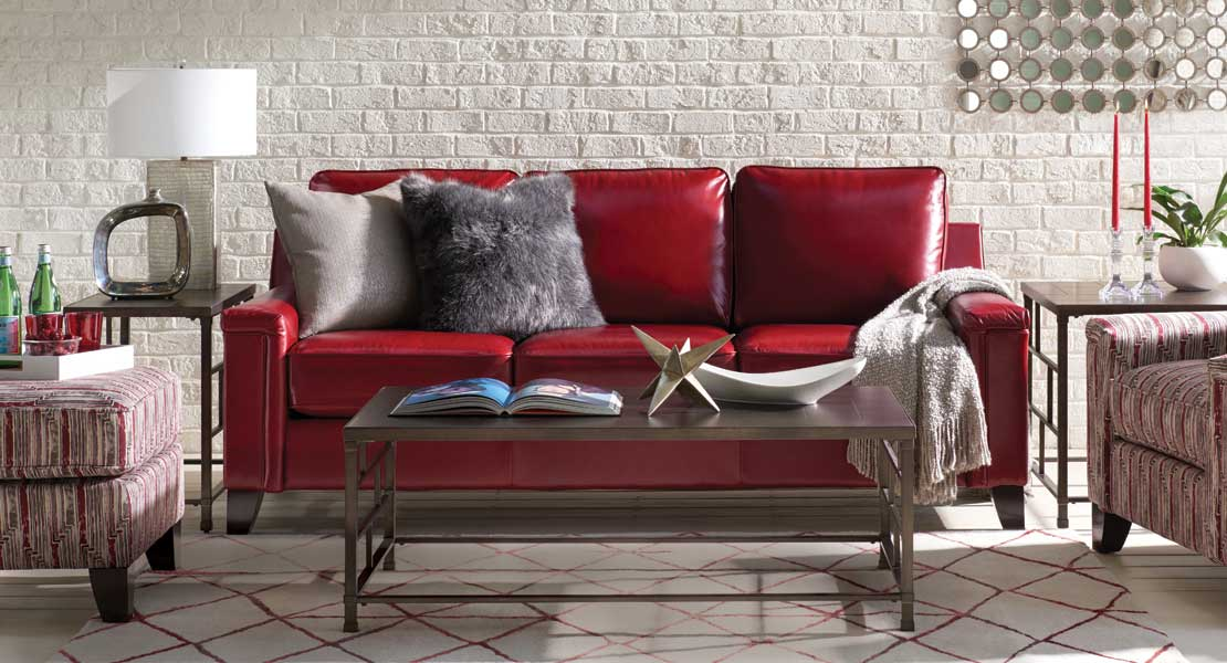 LZB sofa and chairs