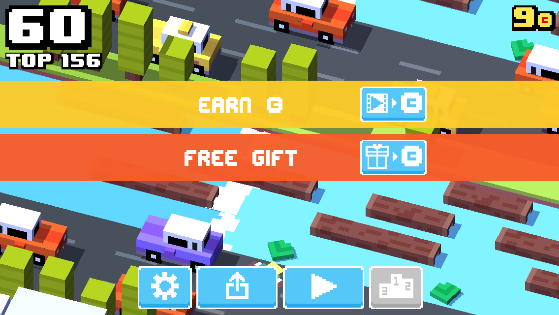 Crossy Road game image