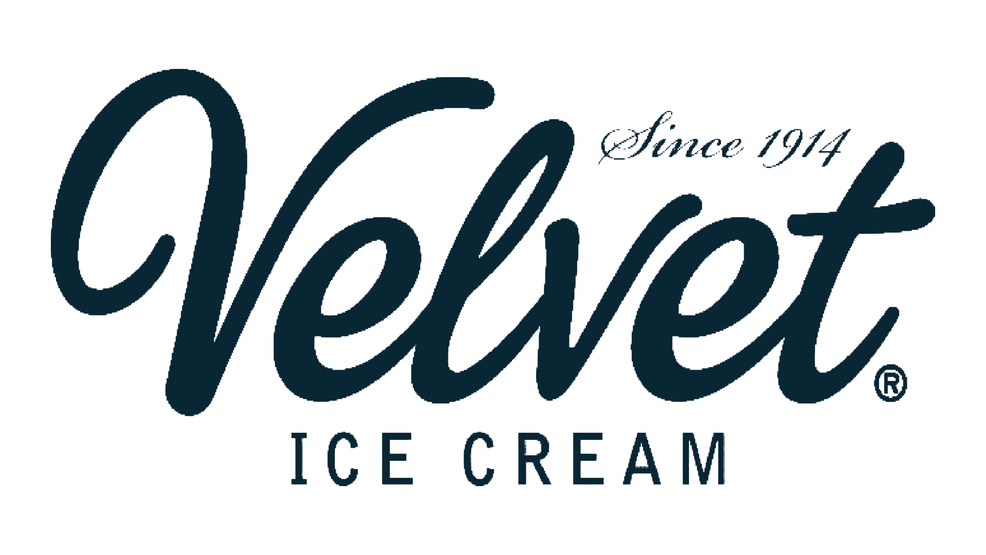 Velvet Ice Cream Logo
